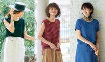 Phụ nữ trung niên không biết mặc đẹp? Hãy học cách mặc như người mẫu Nhật Bản 46 tuổi, vừa thoải mái vừa thời trang