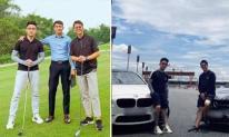 Hội bạn thân của CEO Matt Liu: Toàn thiếu gia điển trai, giàu hết phần thiên hạ