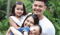 """""""Mỹ nhân đẹp nhất Philippines"""" tổ chức sinh nhật ấm cúng, cậu út trở thành tâm điểm khi có phản ứng bất hợp tác"""