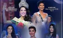 Missosology khen ngợi thành tích sắc đẹp Việt Nam, H'Hen Niê cùng 4 mỹ nhân đình đám đều được xướng tên!