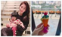 Con gái Hoa hậu Đặng Thu Thảo khiến dân tình thích thú với thành quả nghệ thuật ấn tượng