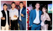 Sau khi chia tay Hồng Loan, Tiến Linh xuất hiện cùng một cô gái lạ tại sự kiện