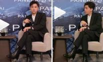 Thực hư chuyện 'nam thần' Lý Dịch Phong mặc suit lịch lãm nhưng lại đi giày cao gót