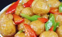 Thịt viên đậu phụ trẻ con thích ăn, mềm, thơm ngon bổ dưỡng, mỗi lần nấu một nồi to là không đủ
