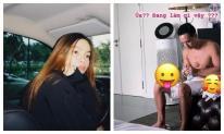 Hà Hồ đăng khoảnh khắc Kim Lý tại nhà riêng, nhìn kĩ cứ như đang chuẩn bị đồ cho em bé