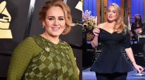 'Họa mi nước Anh' Adele gây sốc vì quá xinh đẹp sau khi giảm 45 cân nhưng lại bị chê hát hụt hơi