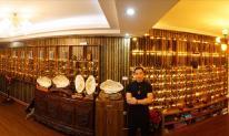 Khám phálộ trình tạo nên một vật phẩm phong thủy cá nhân tại Lâm Mộc Bảo