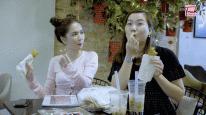 Ngọc Trinh mở luôn tiệc ăn mừng khi trợ lí được tick xanh Facebook