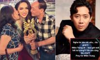 Sao Việt 28/10: Hoa hậu Hương Giang từng ăn trộm tiền của bố để mua váy; MC Trấn Thành động viên bà con miền Trung