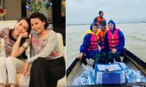 Hồ Ngọc Hà: 'Mạ tui 'mất tích' cả tuần nay, bỏ bê tui'
