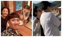Hari Won tiết lộ lý do mẹ ruột phải thuê villa riêng dù đi du lịch chung với vợ chồng con