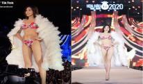 Clip quay cận body của Tân Hoa hậu Đỗ Thị Hà bằng camera thường còn hút hơn ảnh đã chỉnh sửa
