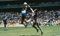 'Bàn tay của Chúa' - Bàn thắng của thiên tài Maradona gây tranh cãi nhất lịch sử World Cup