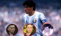 Sao Việt chia buồn khi 'huyền thoại bóng đá' Maradona qua đời ở tuổi 60