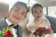 Sở hữu vẻ đẹp phi giới tính nên trong ngày cưới chú rể bị nhầm là nữ