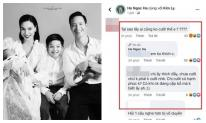 Bị chỉ trích 'lấy ai cũng không cưới', Hà Hồ đáp trả cực căng
