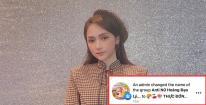 Group anti-fan khủng của Hoa hậu Hương Giang bất ngờ chuyển thành thực đơn ăn dặm?