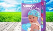 Bỉm Nannys - Thương hiệu tin cậy của các bà mẹ