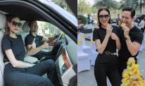 Hà Hồ lại mạnh tay chi gần 5 tỷ mua siêu xe, âu yếm cùng Kim Lý khiến fan phát hờn
