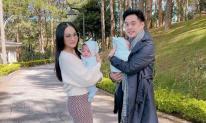 Gia đình Dương Khắc Linh đi du lịch Đà Lạt, vẻ ngoài đáng yêu của hai nhóc tỳ chiếm trọn spotlight