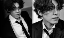Tài tử Kim Woo Bin gây sốt với bộ ảnh mới: Mặt như tượng tạc, visual cực phẩm cuối cùng đã trở lại
