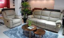 Top 5 mẫu sofa phòng khách cao cấp chất liệu da, nỉ đẹp, phong cách hiện đại