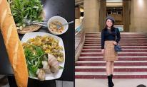 Quỳnh Như khoe tài nấu ăn sau khi bị Hoàng Anh chê không lo được bữa cơm gia đình
