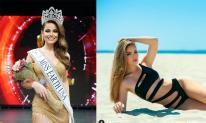 Vẻ đẹp bốc lửa của Tân Hoa hậu Trái Đất Mỹ 2021