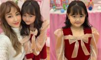 Diễn viên Maya tổ chức sinh nhật cho con gái 6 tuổi