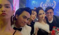 Giữa ồn ào bị 'tố' vô ơn, Hoa hậu Hương Giang tình tứ bên cạnh bạn trai Matt Liu