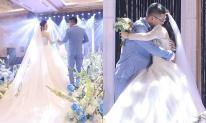 Ca sĩ Tân Nhàn chính thức làm lễ kết hôn lần hai với chồng Tiến sĩ