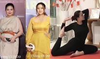 Phan Như Thảo tự tin khoe sự thay đổi sau một tháng: Vóc dáng thon gọn, gương mặt V-line 'thần tốc'