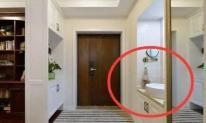 Đừng chỉ biết đặt tủ giày, dạy cho bạn hiệu ứng thiết kế lối vào nhà chung cư tốt hơn gấp mười lần