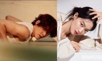 Không còn tiều tụy, Kim Woo Bin gây sốt với vẻ ngoài nam tính hút hồn, Shin Min Ah cũng khoe nhan sắc không tì vết trên tạp chí