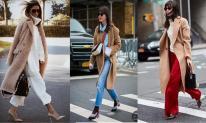Mùa đông này bạn mặc 'Camel + 5 màu này' = trông rất chất!