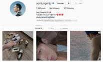 Giữa ồn ào tình cảm, Sơn Tùng M-TP bất ngờ xác lập kỷ lục, trở thành 'ông vua Instagram' của Vbiz