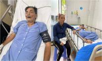 Đồng nghiệp xót xa khi hay tin nghệ sĩ Thương Tín bị đột quỵ,đang được cấp cứu tại bệnh viện
