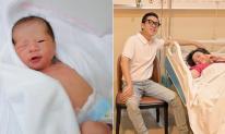 JustaTee chia sẻ loạt ảnh của con mới sinh, sao Việt trầm trồ vì vừa đáng yêu lại 'giống y chang bố'