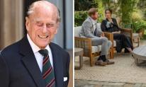 Sau màn gây sóng gió của nhà Sussex, Cung điện thông báo tin Hoàng thân Philip phải chuyển viện