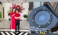 Vừa được Đàm Thu Trang 'nhắc nhẹ', Cường Đô La đã 'ra tay' tặng quà siêu xịn trước 8/3