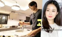 Giỏi nội trợ như Bi Rain: Tự tay làm cả bàn đồ ăn, đến bữa Kim Tae Hee và các con chỉ việc thưởng thức