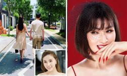 Sao Việt 14/10/2019: Người mẫu Quỳnh Thư công khai có bạn trai mới; Hậu ly hôn, Nguyễn Hồng Nhung dằn mặt kẻ nói xấu mình