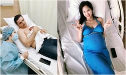 MC Phương Mai sinh con trai đầu lòng nặng 3,2kg