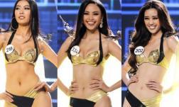 Trực tiếp Chung kết Hoa hậu Hoàn vũ Việt Nam 2019: Tường Linh trượt Top 10, các thí sinh trình diễn váy dạ hội