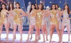 Trực tiếp Chung kết Hoa hậu Hoàn vũ Việt Nam 2019: Top 15 cực nóng bỏng trong màn trình diễn bikini