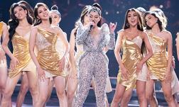 Trực tiếp Chung kết Hoa hậu Hoàn vũ Việt Nam 2019: Công bố Top 15