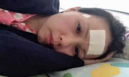 Cập nhật tình hình sức khoẻ trên trang cá nhân, Cẩm Ly khiến fans lo lắng