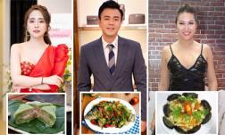 Sao Việt mê mẩn món ăn gì nhất vào dịp Tết nguyên đán 2020?