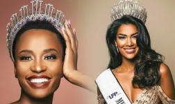 Đăng quang chưa lâu, Hoa hậu Hoàn vũ 2019 bất ngờ chuyển giao ngôi vị cho Á hậu 1