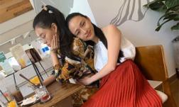 Hoa hậu Phương Nga nhớ lại ngày tháng trong trại giam, hạnh phúc chúc bạn thân năm mới tốt lành